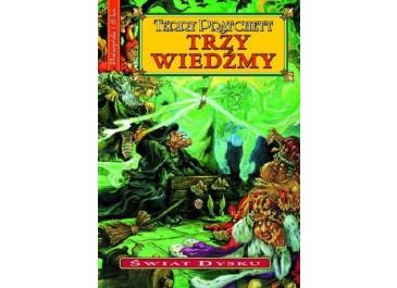 Terry Pratchett - Trzy wiedźmy