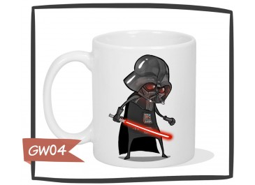Kubek z nadrukiem Lord Vader, Join me...