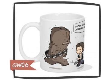 Kubek Han Solo, Star Wars