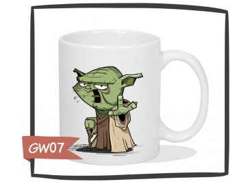 Kubek - Yoda - Up the Shut Fuck, You Must!