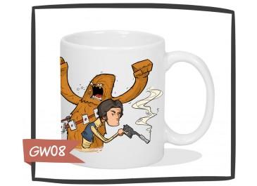 Kubek - Wookiee - Never go Solo