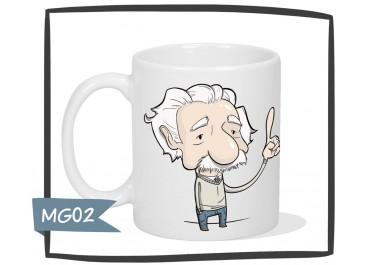 Kubek - Einstein - Nie wierzę w astrologię...