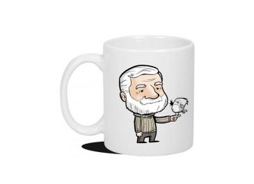 Kubek - Ernest Hemingway - Inteligentni ludzie...