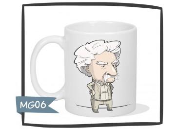 Kubek - Mark Twain - Rzucić palenie?