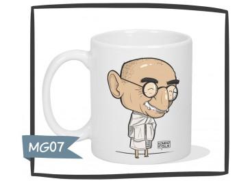 Kubek Gandhi - Siła człowieka