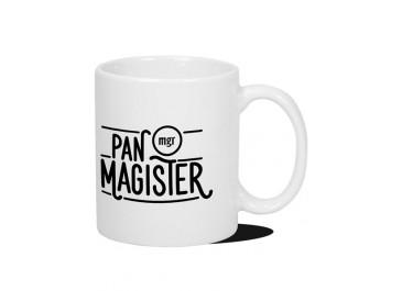 Kubek Pan Magister - Retro