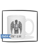 Kubek - Doctor Who - Don`t blink