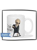 Kubek - Doctor Who - The Silence