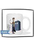 Kubek - Doctor Who - Wibbly Wobbly Timey Wimey