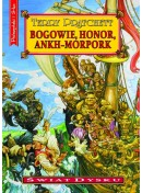 Terry Pratchett - Bogowie, Honor, Ankh-Morpork