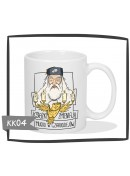 Kubek - książki zmieniają Mugoli w Czarodziejów - Dumbledore