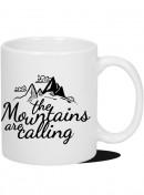 Kubek Podróżnika - The Mountains are Calling