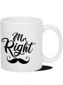 Kubek Retro - Mr. Right