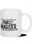 Kubek Pani Magister - Retro